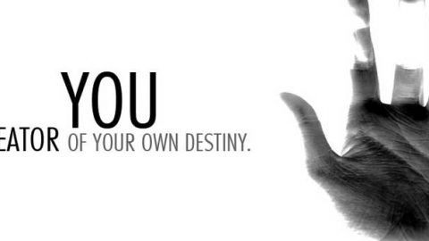 Are you in control of your own destiny?